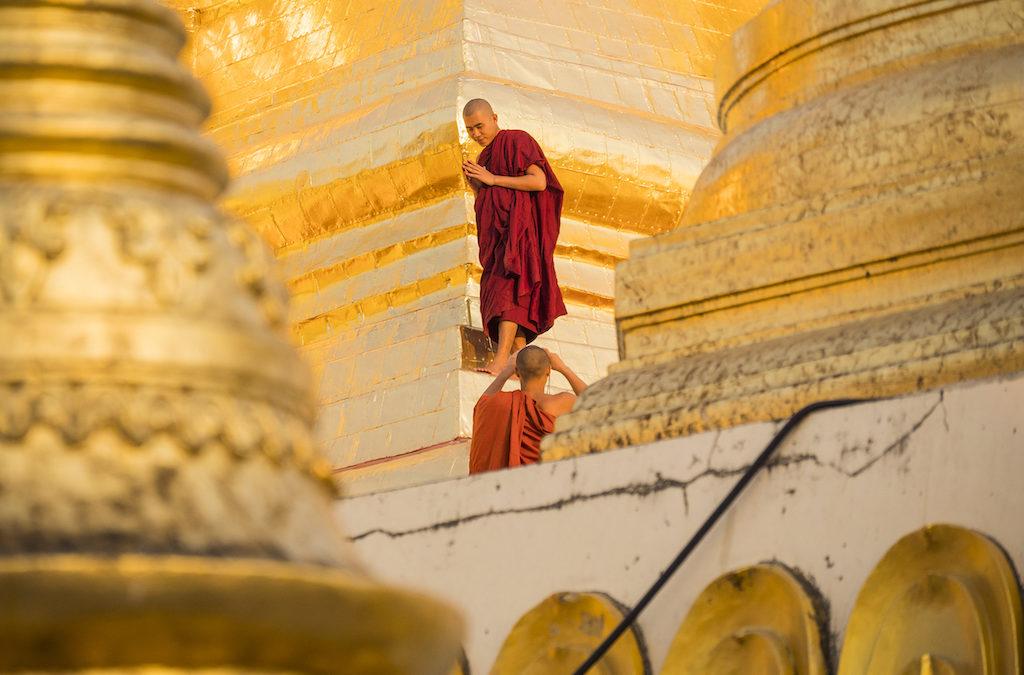 Sofie i Myanmar