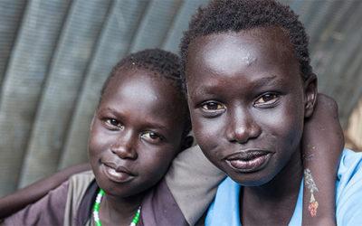 Min egen film om Sydsudan