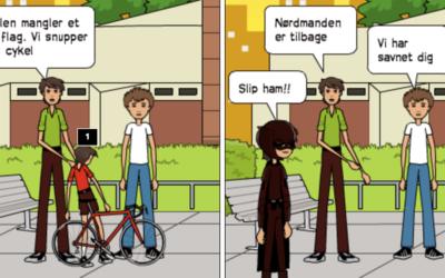 Antboy tegneserie