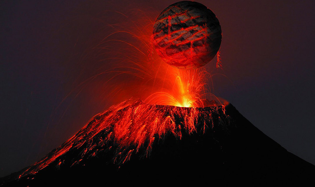 Naturkatastrofer i Book Creator