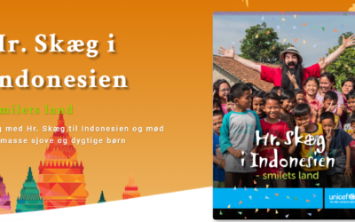 Hr Skæg i Indonesien