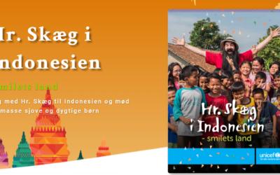 Hr Skæg i Indonesien
