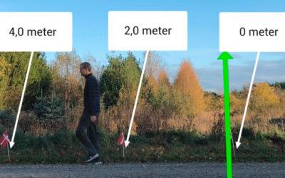 Bevægelse og analyse med WeVideo
