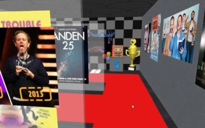 CoSpaces – Virtuel udstilling