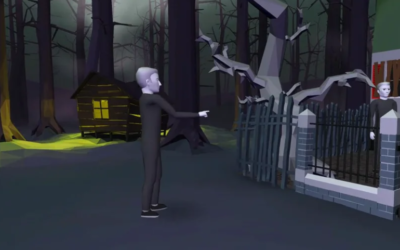 CoSpaces – Horrorspil