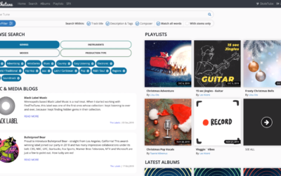 Musiktjenesten Apollo Music integreret på Skoletube
